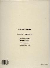 Verso de L'homme du Khyber