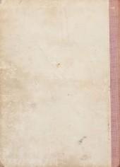 Verso de (Recueil) Spirou (Album du journal) -3- Spirou album du journal