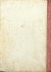 Verso de (Recueil) Spirou (Album du journal) -4- Spirou album du journal