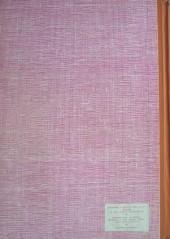 Verso de (Recueil) Spirou (Album du journal) -86- Spirou album du journal