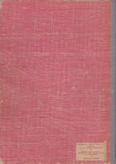 Verso de (Recueil) Spirou (Album du journal) -91- Spirou album du journal