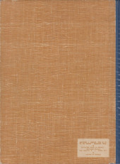 Verso de (Recueil) Spirou (Album du journal) -98- Spirou album du journal