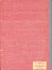Verso de (Recueil) Spirou (Album du journal) -96- Spirou album du journal