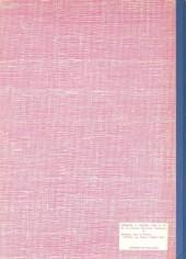 Verso de (Recueil) Spirou (Album du journal) -92- Spirou album du journal