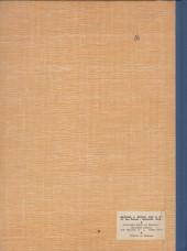 Verso de (Recueil) Spirou (Album du journal) -102- Spirou album du journal