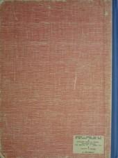 Verso de (Recueil) Spirou (Album du journal) -104- Spirou album du journal