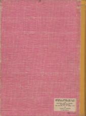 Verso de (Recueil) Spirou (Album du journal) -106- Spirou album du journal