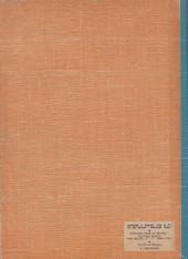 Verso de (Recueil) Spirou (Album du journal) -108- Spirou album du journal