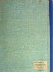 Verso de (Recueil) Spirou (Album du journal) -110- Spirou album du journal