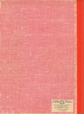 Verso de (Recueil) Spirou (Album du journal) -120- Spirou album du journal