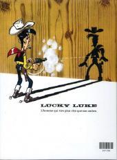 Verso de Lucky Luke -35FL- Jesse James