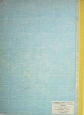 Verso de (Recueil) Spirou (Album du journal) -124- Spirou album du journal