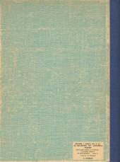 Verso de (Recueil) Spirou (Album du journal) -121- Spirou album du journal