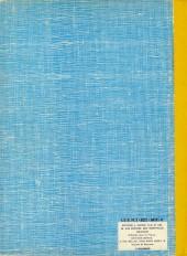 Verso de (Recueil) Spirou (Album du journal) -134- Spirou album du journal