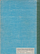 Verso de (Recueil) Spirou (Album du journal) -150- Spirou album du journal