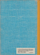 Verso de (Recueil) Spirou (Album du journal) -149- Spirou album du journal