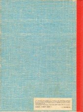 Verso de (Recueil) Spirou (Album du journal) -147- Spirou album du journal