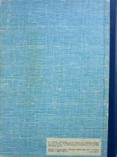 Verso de (Recueil) Spirou (Album du journal) -142- Spirou album du journal