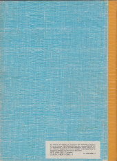 Verso de (Recueil) Spirou (Album du journal) -152- Spirou album du journal