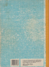 Verso de (Recueil) Spirou (Album du journal) -168- Spirou album du journal