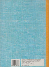 Verso de (Recueil) Spirou (Album du journal) -176- Spirou album du journal