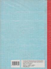 Verso de (Recueil) Spirou (Album du journal) -181- Spirou album du journal