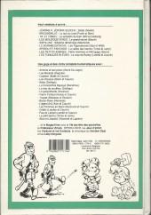 Verso de (Recueil) Spirou (Album du journal) -200- Spirou album du journal