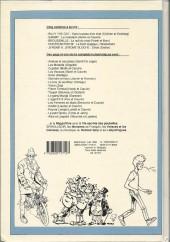 Verso de (Recueil) Spirou (Album du journal) -199- Spirou album du journal