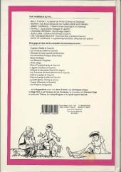 Verso de (Recueil) Spirou (Album du journal) -205- Spirou album du journal