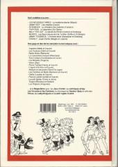 Verso de (Recueil) Spirou (Album du journal) -204- Spirou album du journal