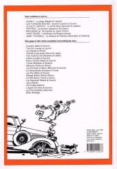 Verso de (Recueil) Spirou (Album du journal) -225- Spirou album du journal