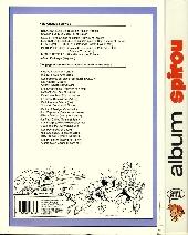 Verso de (Recueil) Spirou (Album du journal) -271- Spirou album du journal