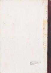 Verso de (Recueil) Spirou (Album du journal) -16- Spirou album du journal