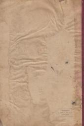 Verso de (Recueil) Spirou (Album du journal) -15- Spirou album du journal