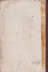 Verso de (Recueil) Spirou (Album du journal) -14- Spirou album du journal