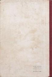Verso de (Recueil) Spirou (Album du journal) -13- Spirou album du journal