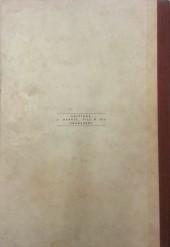 Verso de (Recueil) Spirou (Album du journal) -10- Spirou album du journal