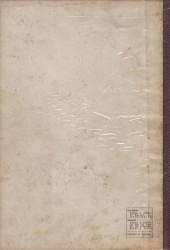 Verso de (Recueil) Spirou (Album du journal) -27- Spirou album du journal