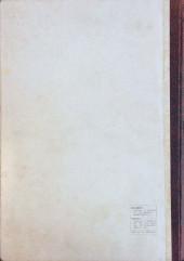 Verso de (Recueil) Spirou (Album du journal) -22- Spirou album du journal
