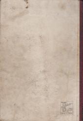 Verso de (Recueil) Spirou (Album du journal) -21- Spirou album du journal