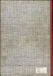 Verso de (Recueil) Spirou (Album du journal) -37- Spirou album du journal