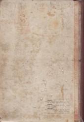 Verso de (Recueil) Spirou (Album du journal) -34- Spirou album du journal