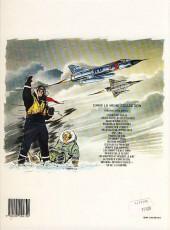Verso de Tanguy et Laverdure -16b93- La terreur vient du ciel