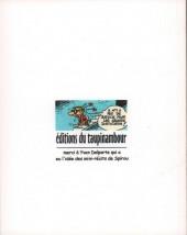 Verso de Le flagada -7a2005- Catchatouva !