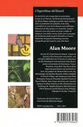 Verso de (AUT) Moore, Alan - L'hypothèse du lézard