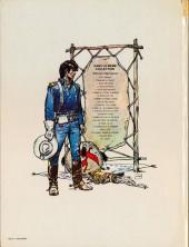 Verso de Blueberry -11b1980- La mine de l'Allemand perdu
