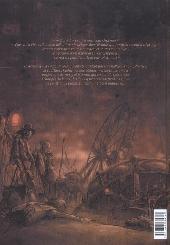 Verso de Archipel -2- Les marchands de sable