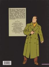 Verso de Dick Hérisson -3b- L'opéra maudit