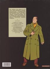 Verso de Dick Hérisson -7a- Le tombeau d'Absalom