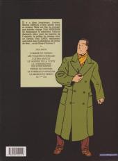 Verso de Dick Hérisson -8a- La maison du pendu